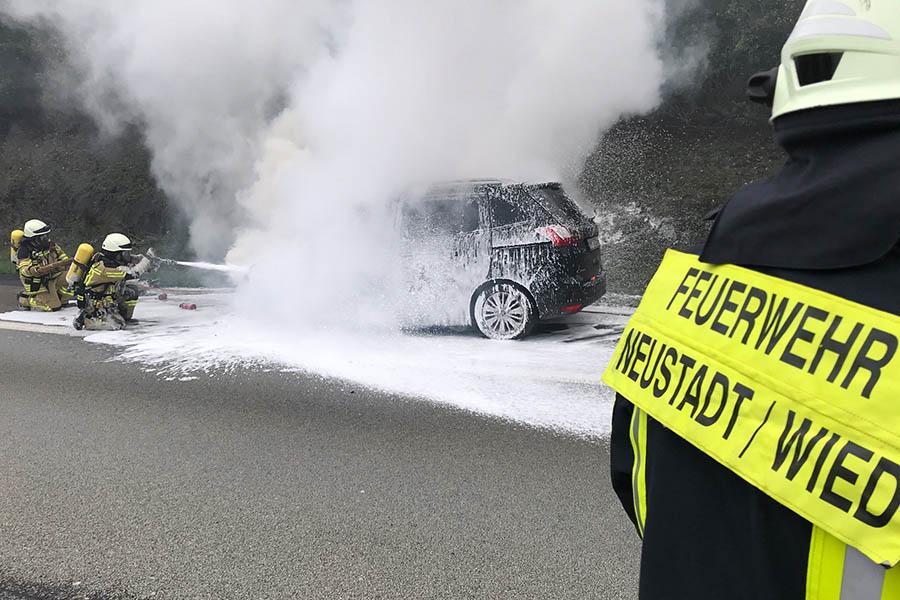 Jahresrückblick 2019 der Feuerwehr Neustadt