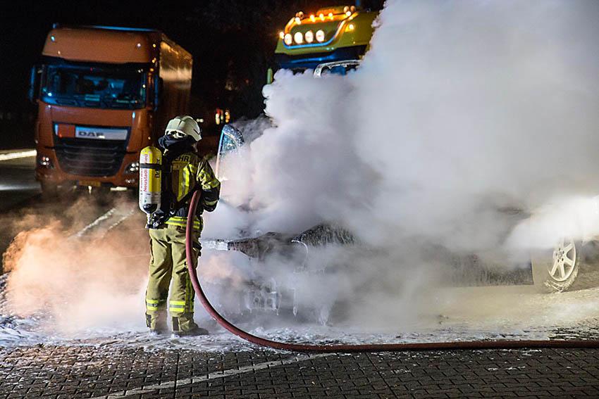 Jahresbericht 2017 der Feuerwehr Neustadt