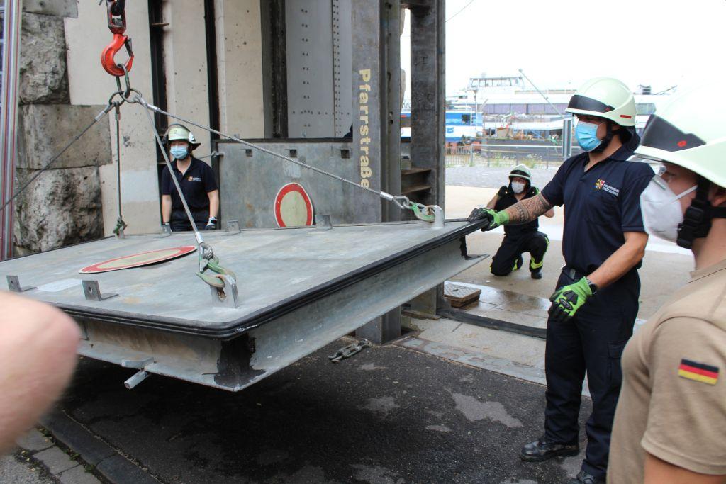 Feuerwehr Neuwied an mehreren Fronten gefordert