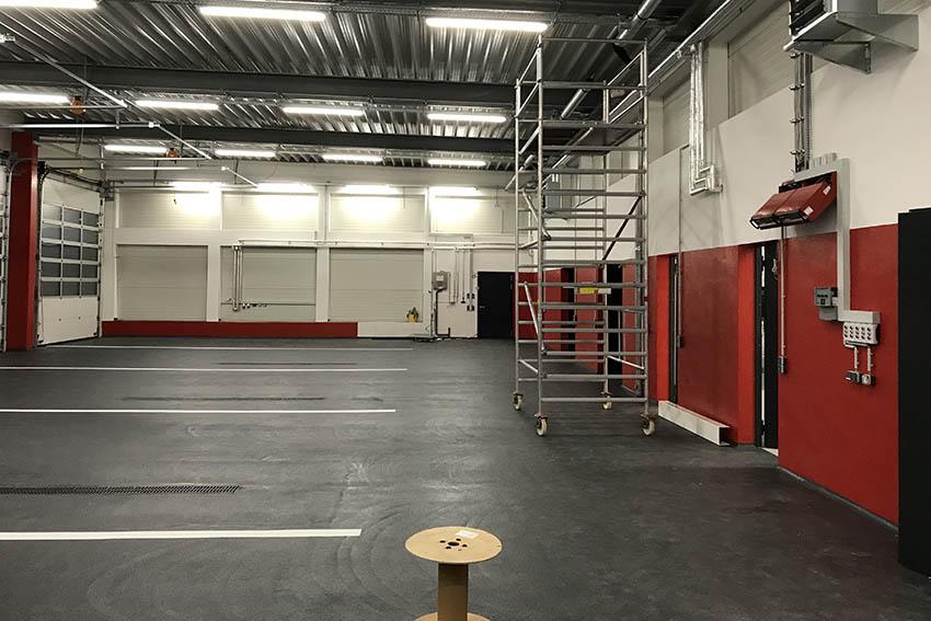 Einweihung des neuen Feuerwehrgerätehauses am 18. und 19. Mai