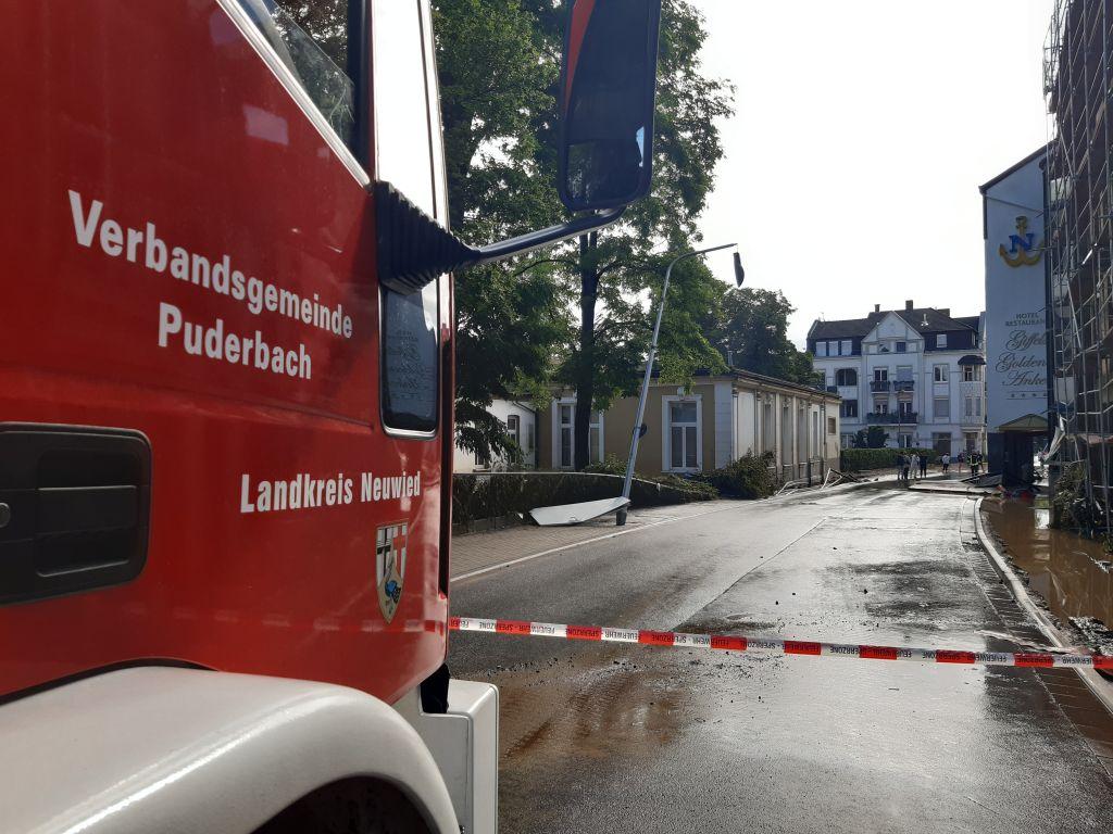 Große Hilfsbereitschaft für Flutopfer in der VG Puderbach