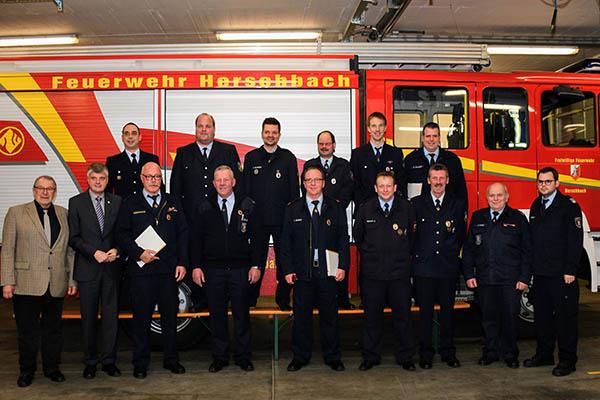 Feuerwehren der VG Selters trafen sich