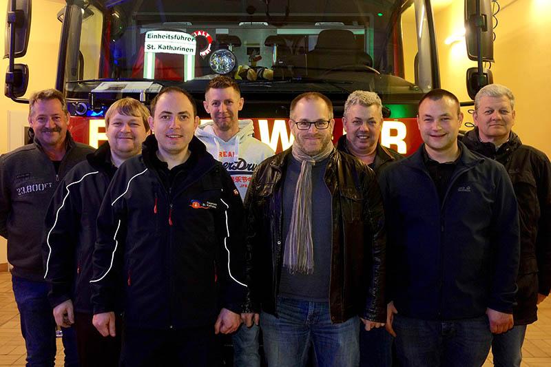 Förderverein der Freiwilligen Feuerwehr St. Katharinen zieht Bilanz