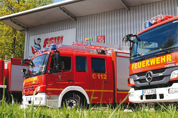 Offene Tür bei Feuerwehr Vettelschoß am 20. August
