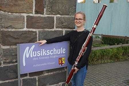 Kreismusikschule bietet jetzt auch Unterricht für Fagott