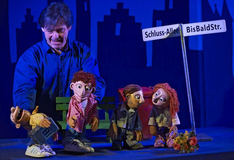 Beim Figurentheater-Festival nur noch Karten für Familien-Abschlussstück
