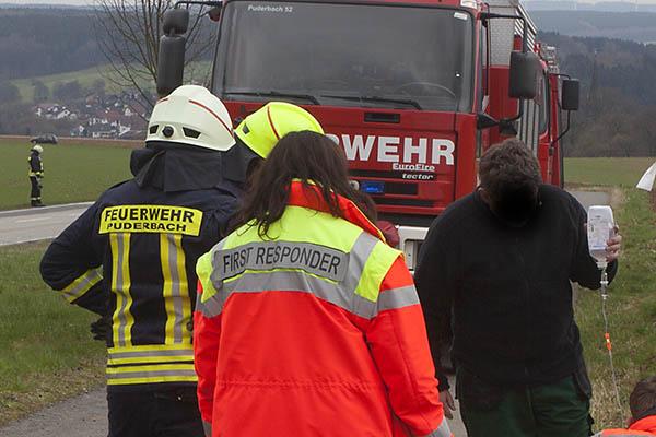 First Responder VG Puderbach stellen Dienstbetrieb vorläufig ein