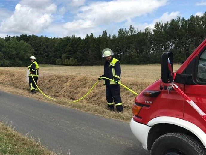 Fortbildung für Feuerwehren der VG Wallmerod