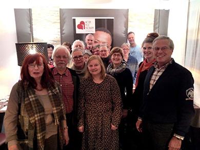 Caritas-Aktion Neue Nachbarn sagte Dankeschön!