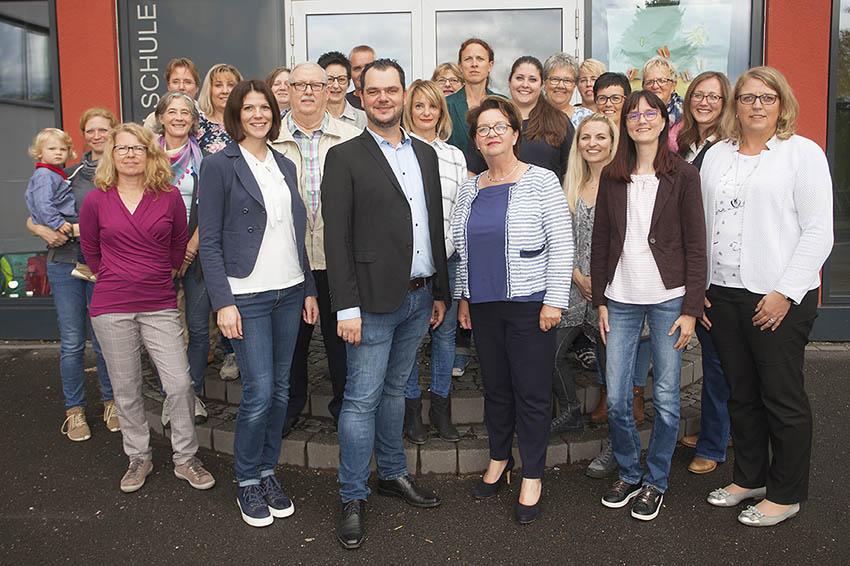 Jens Fleck zum kommissarischen Leiter Holzbachtal-Schule bestellt