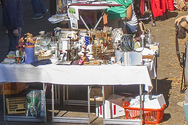 Flohmarkt in Puderbach