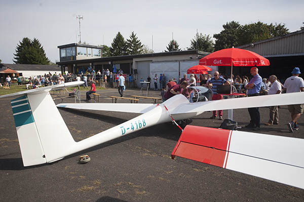 Flugplatzfest in Dierdorf-Wienau