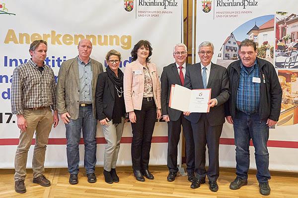 Steimel - neue Schwerpunktgemeinde in Dorferneuerung