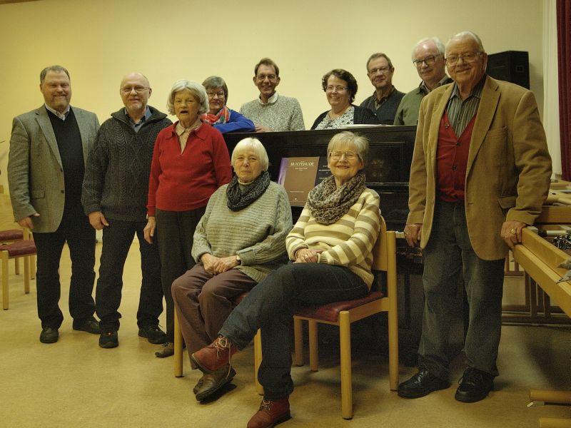 Vorstand des Fördervereins Musica Sacra wiedergewählt