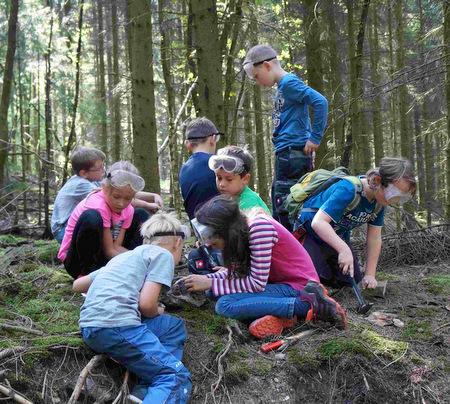 Bergbaumuseum bietet zwei sommerliche �ForscherCamps� an