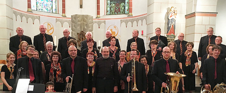 Jubiläumskonzert des Gebhardshainer Kammerchores