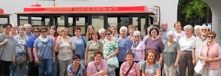 Prachter Frauenchor besuchte den Niederrhein