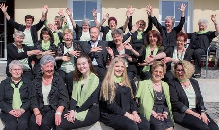 Das wird gefeiert: Der Frauenchor Forst wird 50 Jahre alt