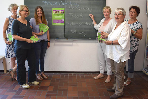 Fraueninformationstag im Mehrgenerationenhaus Neuwied