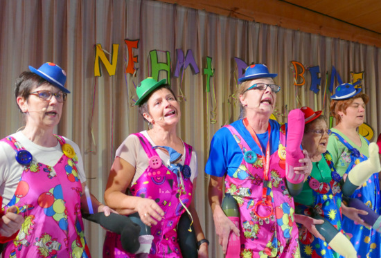 Kirchener KFD-Frauen luden zum Karneval