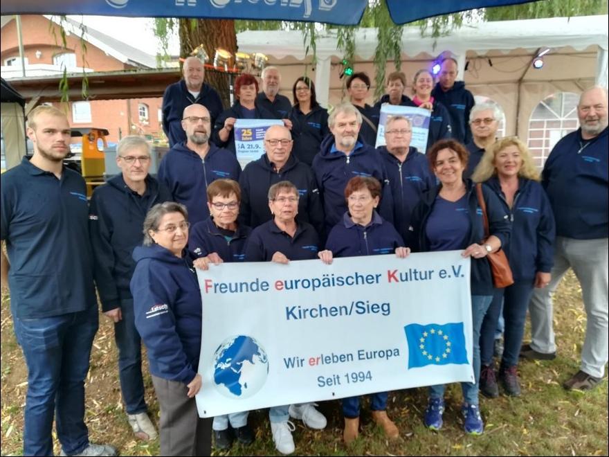 Kirchen: Freunde europäischer Kultur haben viel vor