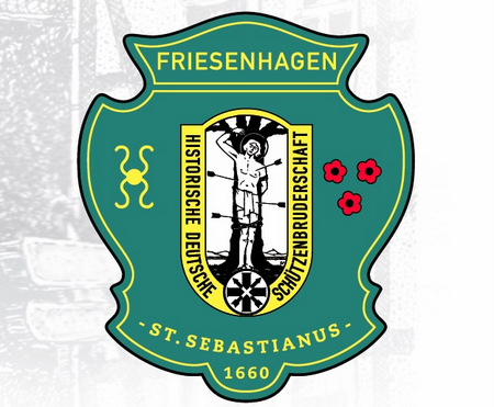 Friesenhagen feiert Sch�tzenfest