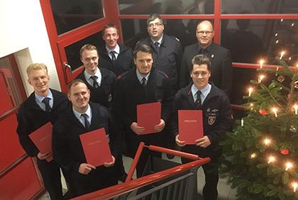 Feuerwehr Friesenhagen zog positive Bilanz