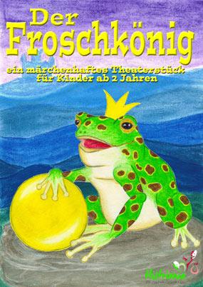 """Der Froschkönig"" am 12. März im Bürgerhaus Nisterberg"
