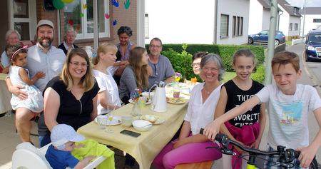 Höhr-Grenzhausen hat gefrühstückt