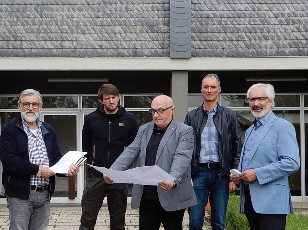 Friedewald: Turnhallen-Sanierung kann starten