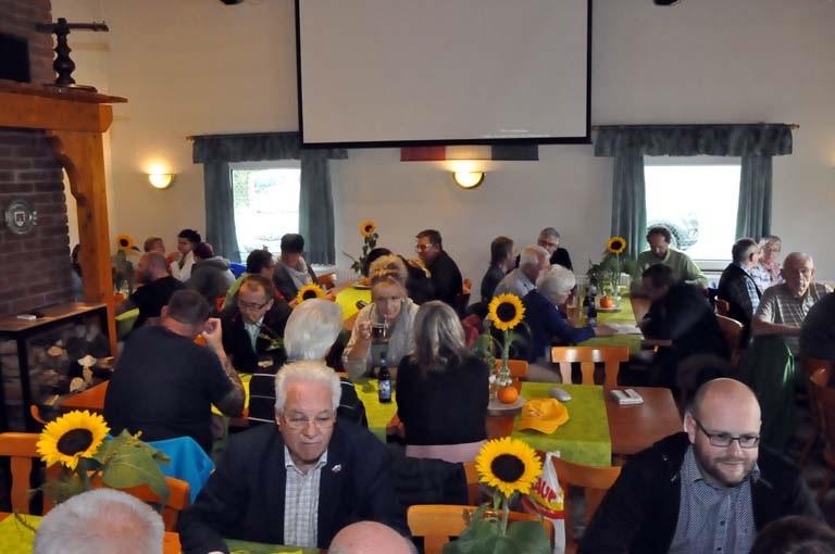 Freiwilligentag in Hamm ging in geselliger Runde zu Ende