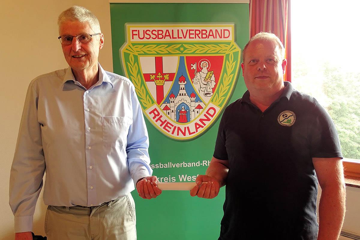 Fußballkreis Westerwald-Sieg hat neuen Kreisjugendleiter