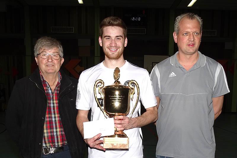 VfL Hamm ist Futsal-Hallenkreismeister Westerwald/Sieg