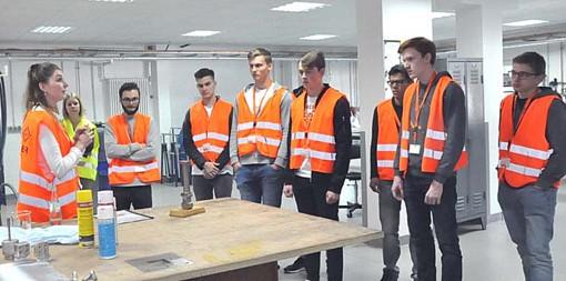 �futureING� bei Werit: M�glichkeiten des Maschinenbau-Studiums gezeigt