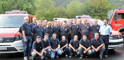Neue Feuerwehrfahrzeuge f�r Flammersfeld und Oberlahr