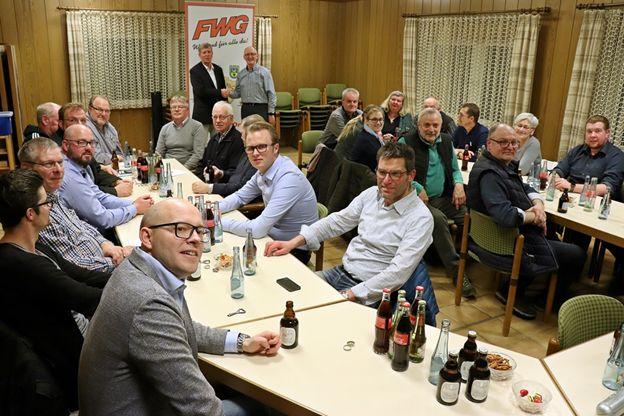 Freie Wähler Sessenhausen wählten Helmut Lamp zum Bürgermeisterkandidaten