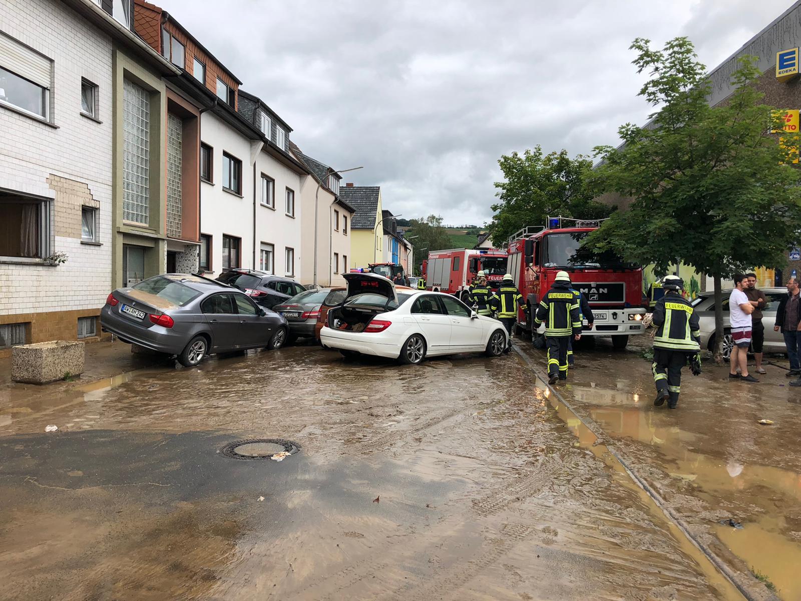 Feuerwehren aus dem Landkreis AK sind wieder in ihren Standorten
