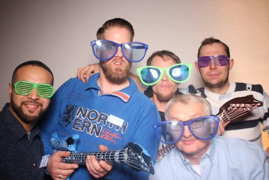 �Blue & White Party�: Beyer-Mietservice lud zur Firmenfeier