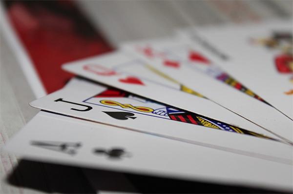 Kleine Geschichte des Kartenspiels in der Region