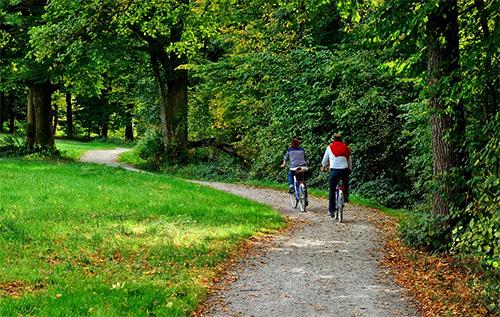 Deutschlands schönste Radwege