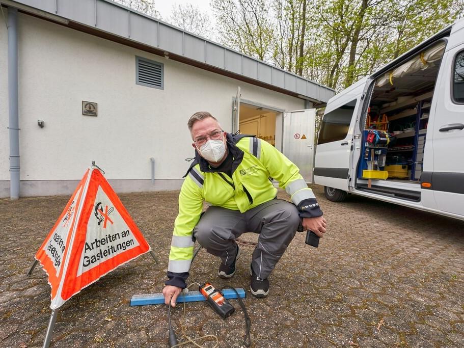 Erdgasversorgung umgestellt: Weitere Orte mit H-Gas versorgt
