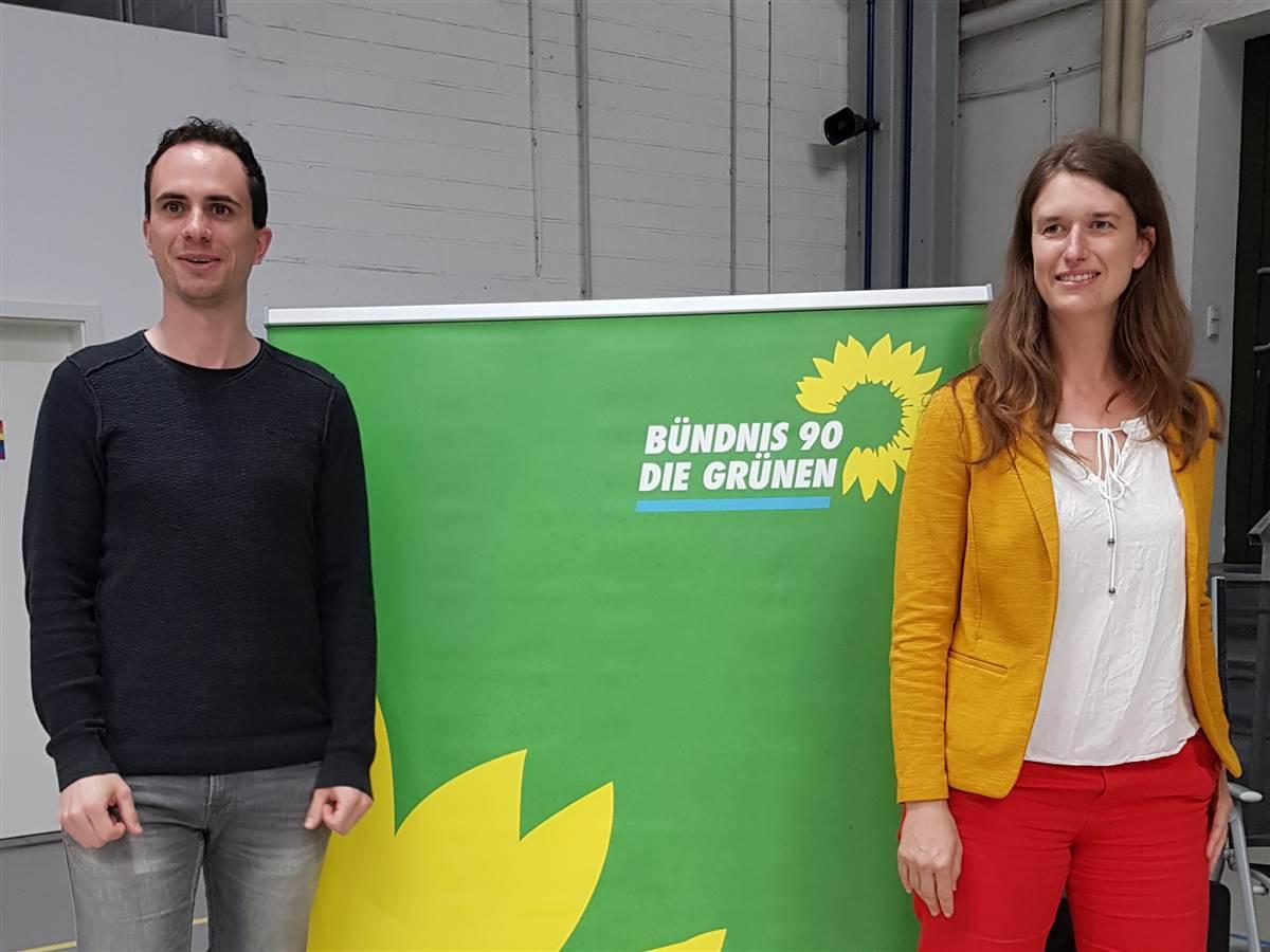 Wahlkreis Neuwied/Altenkirchen: Grüne wählen Direktkandidaten für Bundestagswahl