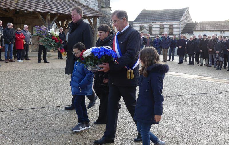 Gemeinsames Gedenken – 100 Jahre Ende des 1. Weltkrieges