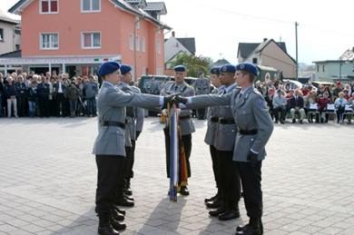 Bad Marienberg freut sich auf feierliches Gelöbnis