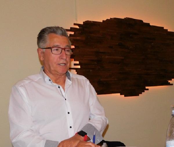 Lesung zum Gedenken an Gerhard Starke in Ransbach-Baumbach