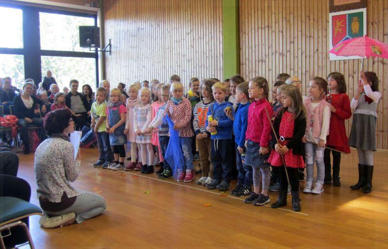 Großes Herbstfest an der Grundschule Etzbach