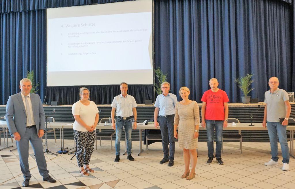 Gründung von Gesundheitszentren in der Gesundheitsregion Ransbach-Baumbach