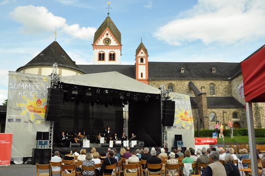 Open Air Jubiläumskonzert des Bendorfer Kulturvereins