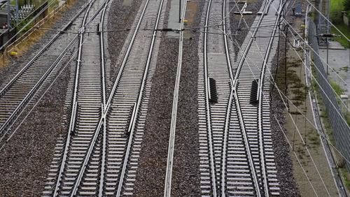 Triebwagen entgleist: Bahnstrecke zwischen Au und Altenkirchen gesperrt