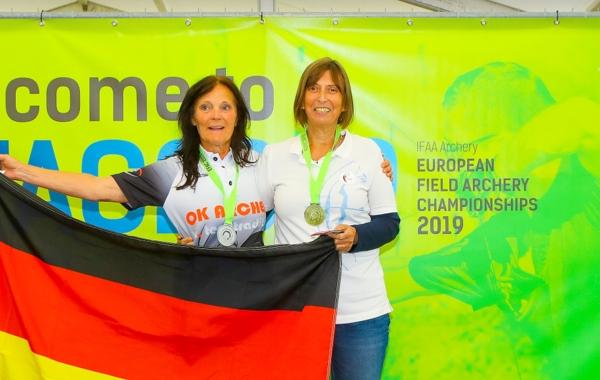 Gebhardshainer Bogensportler erfolgreich in Europa